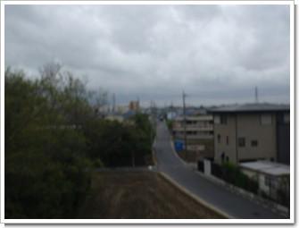 鴻巣市筑波Y様 東京タワー方向の景色。.JPG