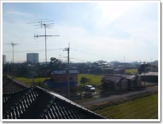 鴻巣市中井O様 東京タワー方向の景色(完了)。.JPG