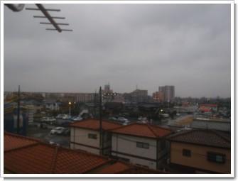 鴻巣市中井N様 東京タワー方向の景色。.JPG