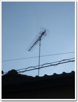 鴻巣市中央F様 アンテナ工事完了。.JPG