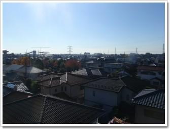 鴻巣市中央F様 東京タワー方向の景色。.JPG