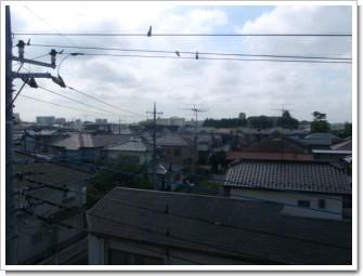 鴻巣市堤町N様 東京タワー方向の景色。.JPG