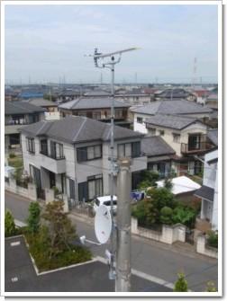 鴻巣市雷電S様 アンテナ工事完了。.JPG