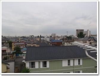 鴻巣市雷電S様 東京タワー方向の景色。.JPG