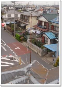 鴻巣市緑町Y様 アンテナ工事完了。.JPG