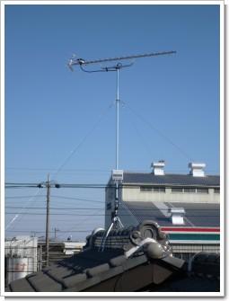 鴻巣市八幡田T様 アンテナ工事完了。.JPG