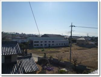 鴻巣市八幡田T様 東京タワー方向の景色(完了)。.JPG