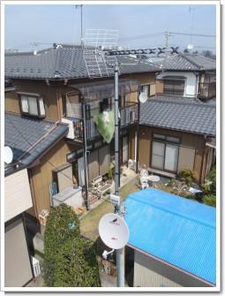 鴻巣市氷川町A様 アンテナ工事完了。.JPG