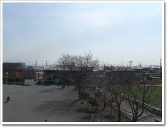 鴻巣市氷川町A様 東京タワー方向の景色(完了)。.JPG