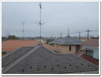 鴻巣市氷川町S様 東京タワー方向の景色。.JPG