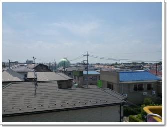 鴻巣市富士見町I様 東京タワー方向の景色(完了)。.JPG