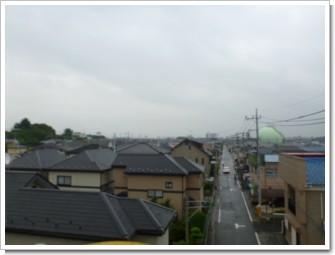 鴻巣市富士見町I様 東京タワー方向の景色。.JPG