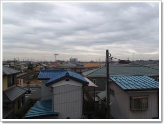 鴻巣市富士見町K様 東京タワー方向の景色(完了)。.JPG