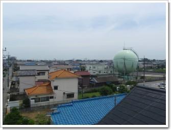 鴻巣市富士見町K様 東京タワー方向の景色。.JPG