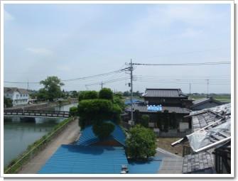 鴻巣市北根I様 東京タワー方向の景色(完了)。.JPG