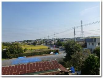 鴻巣市北根K様 東京タワー方向の景色(完了)。.JPG