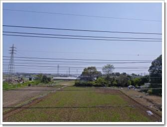 鴻巣市北根K様 東京タワー方向の景色。.JPG