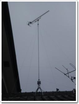 鴻巣市北根S様 アンテナ工事完了。.JPG