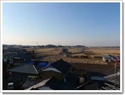 鴻巣市北根S様 前橋局方向の景色。.JPG