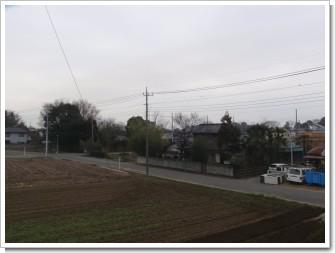 鴻巣市北根S様 東京タワー方向の景色(完了)。.JPG