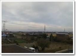 鴻巣市北根U様 受信方向の景色。.JPG