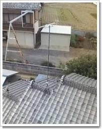 鴻巣市北根U様 地上デジタル対応アンテナ工事完了。.JPG