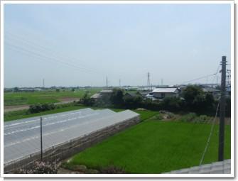 鴻巣市北根Y様 東京タワー方向の景色。.JPG
