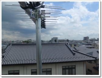 鴻巣市本宮町S様 東京タワー方向の景色。.JPG