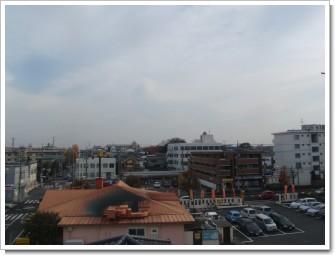 鴻巣市本町N様 東京タワー方向の景色。.JPG