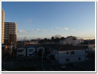 鴻巣市本町H様 東京タワー方向の景色(完了)。.JPG