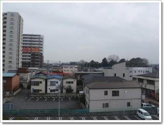 鴻巣市本町H様 東京タワー方向の景色。.JPG