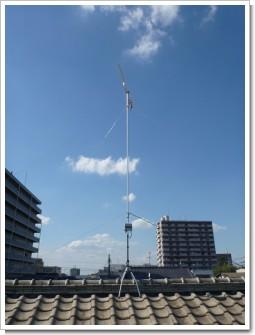 鴻巣市本町T様 アンテナ工事完了。.JPG