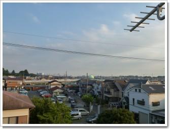 鴻巣市本町T様 東京タワー方向の景色。.JPG