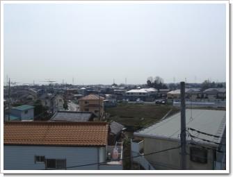 鴻巣市箕田N様 東京タワー方向の景色。.JPG