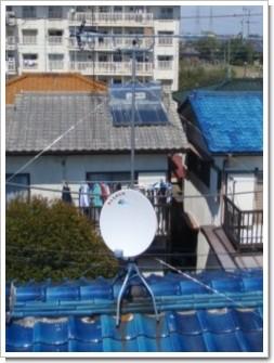 鴻巣市箕田A様 アンテナ工事完了。.JPG