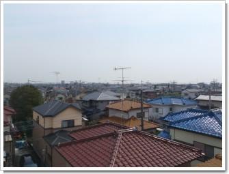 鴻巣市箕田A様 東京タワー方向の景色。.JPG