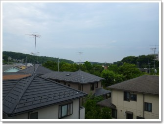 東松山市沢口町S様 東京タワー方向の景色(完了)。.JPG