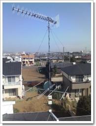 深谷市上柴東Y様 既設アンテナ。.JPG