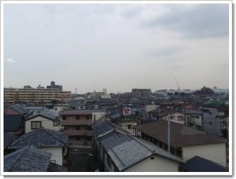 朝霞市三原F様 東京タワー方向の景色。.JPG