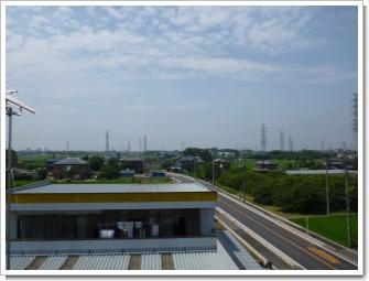 白岡町岡泉Y様 前橋局方向の景色(完了)。.JPG