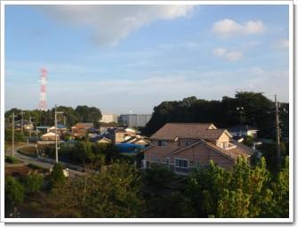 白岡町下大崎K様 東京タワー方向の景色。.JPG
