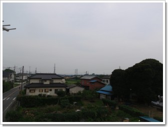 白岡町上野田T様 東京タワー方向の景色。.JPG