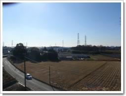 白岡町上野田Y様 東京タワー方向の景色(完了)。.JPG