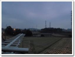 白岡町上野田Y様 東京タワー方向の景色。.JPG