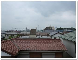 白岡町小久喜M様 東京タワー方向の景色(完了)。.JPG