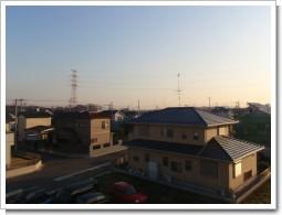 白岡町高岩M様 東京タワー方向の景色(完了)。.JPG