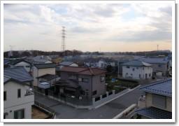 白岡町高岩M様 東京タワー方向の景色。.JPG
