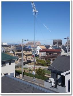 白岡町高岩T様 アンテナ工事完了。.JPG