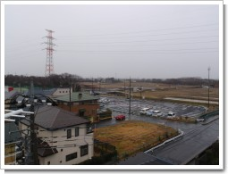 白岡町高岩T様 東京タワー方向の景色。.JPG