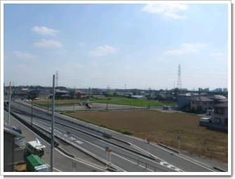 白岡町野牛K様 東京タワー方向の景色。.JPG